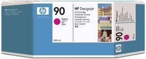 ΓΝΉΣΙΟ ΜΕΛΑΝΙ HEWLETT PACKARD NO90 ΙΏΔΕΣ (MAGENTA) ΜΕ OEM: C5063A αναλώσιμα μελανια για inkjet magenta