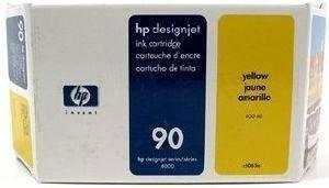 ΓΝΉΣΙΟ ΜΕΛ'ΝΙ HEWLETT PACKARD NO90 ΚΊΤΡΙΝΟ (YELLOW) ΜΕ OEM: C5065A aναλώσιμα μελανια για inkjet κιτρινο