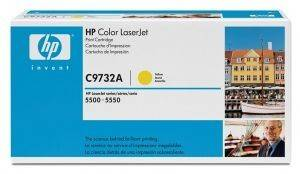 ΓΝΗΣΙΟ HEWLETT PACKARD YELLOW TONER ΜΕ OEM: C9732A