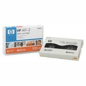 DATA CARTRIDGE HEWLETT PACKARD AIT-2 50-100GB ME OEM : Q1998A