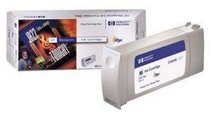 ΓΝΉΣΙΟ ΜΕΛ'ΝΙ HEWLETT PACKARD NO 81 LIGHT CYAN 680ML ΜΕ OEM: C4934A aναλώσιμα μελανια για inkjet κυανο