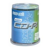 MAXELL CD-R 700MB 80MIN 52X CAKEBOX 100