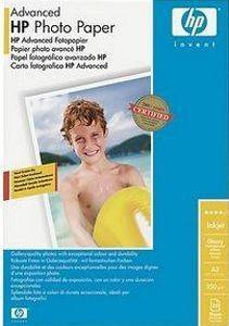 HP A3 ΦΩΤΟΓΡΑΦΙΚΟ ADVANCED GLOSSY PHOTO PAPER 20 ΦΥΛΛΑ ΜΕ OEM: Q8697A