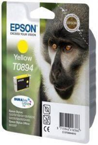 ΓΝΗΣΙΟ ΜΕΛΑΝΙ EPSON YELLOW ME OEM: T089440 αναλώσιμα μελανια για inkjet κιτρινο
