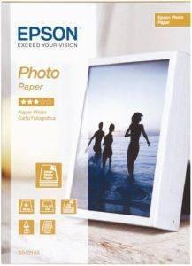 ΓΝΗΣΙΟ EPSON GLOSSY PHOTO PAPER 13X18CM 50 ΦΥΛΛΑ ΜΕ OEM : S042158 αναλώσιμα χαρτι   εκτυπωση φωτογραφικο χαρτι