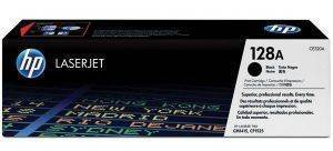 ΓΝΗΣΙΟ HEWLETT PACKARD BLACK TONER NO 128A ΜΕ OEM: CE320A
