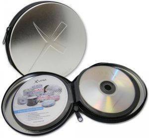 XLAYER METAL CD WALLET 12CD