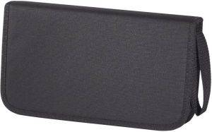 HAMA 11616 CD/DVD WALLET 64 BLACK