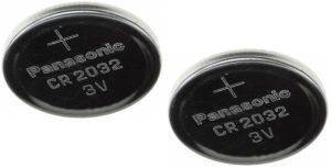 ΜΠΑΤΑΡΙΑ PANASONIC LITHIUM BUTTON CELLS CR2032 2TEM