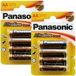 ΜΠΑΤΑΡΙΑ PANASONIC ALKALINE POWER AA 12 ΤΕΜ. LR6