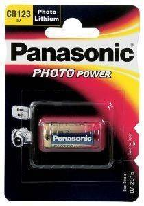 ΜΠΑΤΑΡΙΑ PANASONIC PHOTO LITHIUM CR-123A