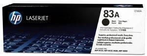 ΓΝΗΣΙΟ HEWLETT PACKARD TONER BLACK ΜΕ OEM:CF283A