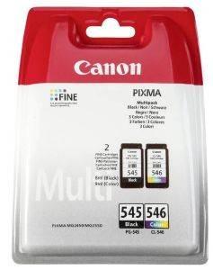 ΓΝΗΣΙΟ ΜΕΛΑΝΙ CANON PG-545/CL-546 MULTIPACKΜΕ OEM:8287B005 αναλώσιμα μελανια για inkjet color pack