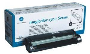 ΓΝΗΣΙΟ TONER KONICA MINOLTA MAGICOLOR 2300DL/2300W BLACK HIGH CAPACITY OEM: 4576211