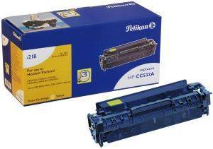PELIKAN 4207203 ΣΥΜΒΑΤΟ ΜΕ HP CC532A YELLOW TONER