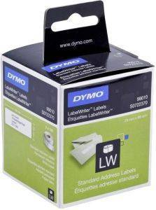 DYMO ΕΤΙΚΕΤΕΣ ADDRESS 99010 89MM X 28MM 2 X 130 S0722370