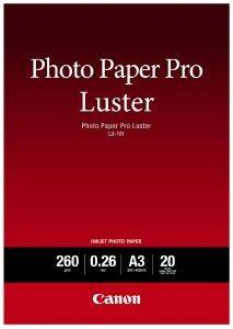 ΓΝΗΣΙΟ CANON PHOTO PAPER LU-101 A3 20 SHEETS ME ΟΕΜ: 6211B007