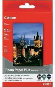 ΓΝΗΣΙΟ CANON PAPER SG-201 BJ MEDIA 50 SHEETS ME ΟΕΜ: 1686B015