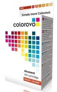COLOROVO ΜΕΛΑΝΙ 985-C CYAN 19ML ΣΥΜΒΑΤΟ ΜΕ BROTHER: LC985C