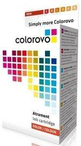 COLOROVO ΜΕΛΑΝΙ 1280-C CYAN 19ML ΣΥΜΒΑΤΟ ΜΕ BROTHER:LC1280C