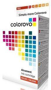 COLOROVO ΜΕΛΑΝΙ 363-C CYAN 10ML ΣΥΜΒΑΤΟ ME HP:C8771EE