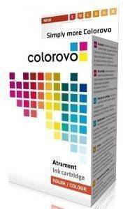 COLOROVO ΜΕΛΑΝΙ 1100-C CYAN 460PGS ΣΥΜΒΑΤΟ ΜΕ BROTHER: LC980C