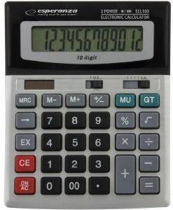 ESPERANZA EULER DESKTOP ELECTRONIC CALCULATOR aναλώσιμα αριθμομηχανεσ αριθμομηχανεσ