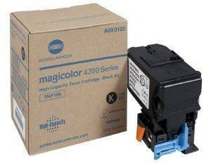 ΓΝΗΣΙΟ TONER KONICA MINOLTA TNP-18K ΓΙΑ MAGICOLOR 4750EN BLACK HIGH CAPACITY OEM: A0X5150