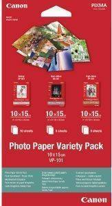 ΓΝΗΣΙΟ CANON PHOTO PAPER VP-101 VARIETY PACK ME ΟΕΜ: 0775B078
