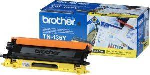 ΓΝΗΣΙΟ BROTHER TONER ΓΙΑ HL-4040CN/4050CDN/4050CDNLT DCP-9040CN/HIGH CAPACITY YELLOW OEM: TN135Y