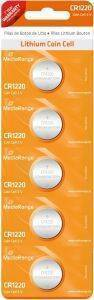 ΜΠΑΤΑΡΙΑ MEDIARANGE LITHIUM BUTTON CELLS CR1220 3V 5PACK
