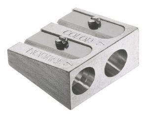 ΞΥΣΤΡΑ FABER-CASTELL SHARPENER METAL DOUBLE