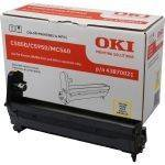 TONER ΓΙΑ LASER - ΓΝΗΣΙΟ OKI DRUM C5850/5950/MC560N/ 560DN YELLOW OEM: 43870021