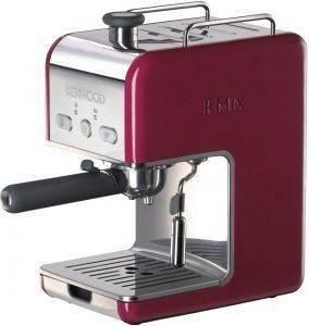 ΜΗΧΑΝΗ ESPRESSO KENWOOD ES021 KMIX ηλεκτρικές συσκευές καφετιερεσ espresso 15 bar