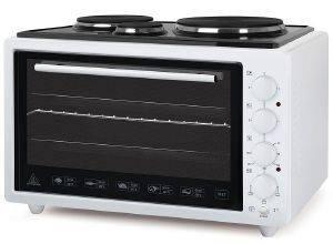 ΗΛΕΚΤΡΙΚΟΣ ΦΟΥΡΝΟΣ ΜΕ 3 ΕΣΤΙΕΣ UNITED EO 9726 ηλεκτρικές συσκευές κουζινακια φουρνακια φουρνακια
