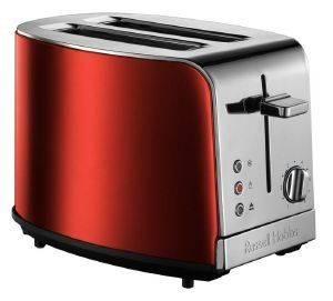ΦΡΥΓΑΝΙΕΡΑ RUSSELL HOBBS RUBY RED 18625 ηλεκτρικές συσκευές φρυγανιερεσ 900 watt και ανω