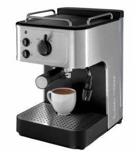 ΚΑΦΕΤΙΕΡΑ ESPRESSO RUSSELL HOBBS BUCKINGHAM 18623-56 ηλεκτρικές συσκευές καφετιερεσ espresso 15 bar