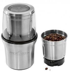 ΣΥΣΚΕΥΗ ΑΛΕΣΗΣ ΚΑΦΕ PROFI COOK PC-KSW 1021 ηλεκτρικές συσκευές καφετιερεσ λοιπεσ συσκευεσ αλεση καφε