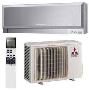ΚΛΙΜΑΤΙΣΤΙΚΟ MITSUBISHI ELECTRIC MSZ/MUZ-EF42VE ΑΣΗΜΙ ηλεκτρικές συσκευές κλιματιστικα τοιχου 16000 btu