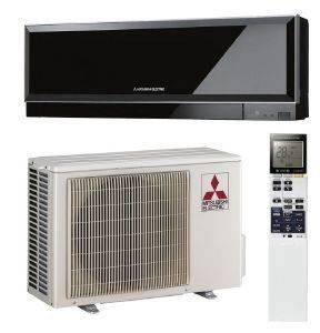 ΚΛΙΜΑΤΙΣΤΙΚΟ MITSUBISHI ELECTRIC MSZ/MUZ-EF50VE ΜΑΥΡΟ ηλεκτρικές συσκευές κλιματιστικα τοιχου 18000 btu