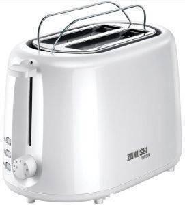 ΦΡΥΓΑΝΙΕΡΑ ZANUSSI ZAT1260 ηλεκτρικές συσκευές φρυγανιερεσ 650 900 watt