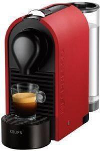 ΚΑΦΕΤΙΕΡΑ KRUPS NESPRESSO XN2505S ΚΟΚΚΙΝΗ ηλεκτρικές συσκευές καφετιερεσ espresso πανω απο 15 bar