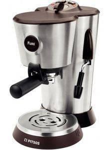 ΚΑΦΕΤΙΕΡΑ ESPRESSO PITSOS GEM2052B ηλεκτρικές συσκευές καφετιερεσ espresso 15 bar