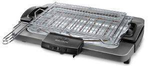 ΗΛΕΚΤΡΙΚΟ ΜΠΑΡΜΠΕΚΙΟΥ DELONGHI BQ80.X ηλεκτρικές συσκευές μπαρμπεκιου κουζινασ
