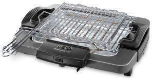 ΗΛΕΚΤΡΙΚΟ ΜΠΑΡΜΠΕΚΙΟΥ DELONGHI BQ60.X ηλεκτρικές συσκευές μπαρμπεκιου κουζινασ