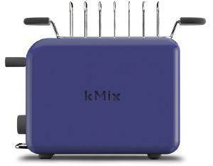 ΦΡΥΓΑΝΙΕΡΑ KENWOOD TTM020BL BLUE KMIX ηλεκτρικές συσκευές φρυγανιερεσ 900 watt και ανω