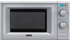ΦΟΥΡΝΟΣ ΜΙΚΡΟΚΥΜΑΤΩΝ ZANUSSI ZFM20100SA ηλεκτρικές συσκευές φουρνοι μικροκυματων ελευθεροι