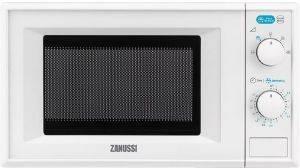 ΦΟΥΡΝΟΣ ΜΙΚΡΟΚΥΜΑΤΩΝ ZANUSSI ZFM20110WA ηλεκτρικές συσκευές φουρνοι μικροκυματων ελευθεροι