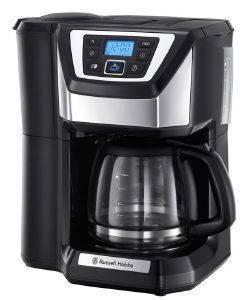 ΚΑΦΕΤΙΕΡΑ ΦΙΛΤΡΟΥ ΜΕ ΜΥΛΟ RUSSELL HOBBS CHESTER 22000 ηλεκτρικές συσκευές καφετιερεσ φιλτρου μεχρι 12 φλυτζανια