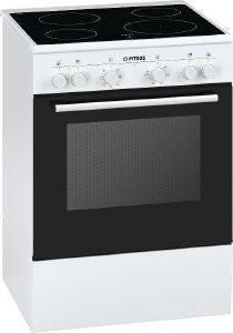 ΚΕΡΑΜΙΚΗ ΚΟΥΖΙΝΑ PITSOS FAMILY PHCB125K20 ηλεκτρικές συσκευές κουζινεσ κεραμικη